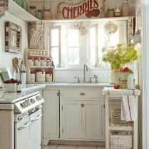 41+ What You Need To Know About Cucina Shabby Chic French Country Farmhouse Kitchens 8