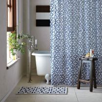 42 Getting Smart With Small Bathroom Ideas Decorating Inspiration Shower Curtains 16
