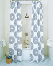 42 Getting Smart With Small Bathroom Ideas Decorating Inspiration Shower Curtains 38
