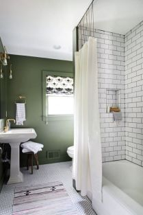 42 Getting Smart With Small Bathroom Ideas Decorating Inspiration Shower Curtains 6