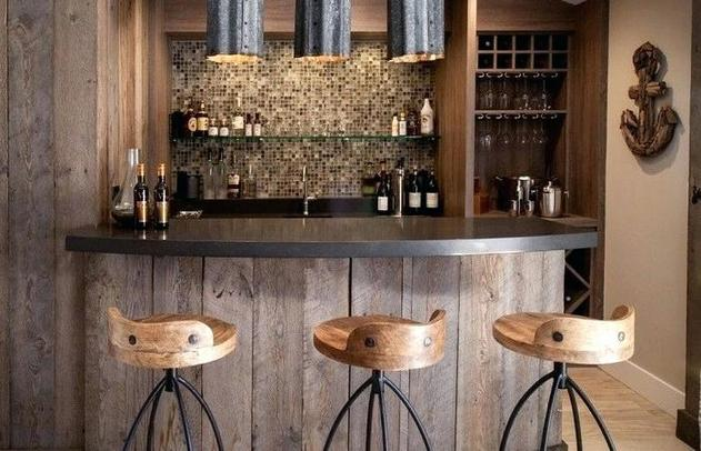 +43 Rumored News on Contemporary Kitchen Design Basement Bars Revealed