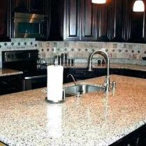 +44 Finding Dark Kitchen Cabinets And Light Granite 124