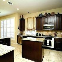 +44 Finding Dark Kitchen Cabinets And Light Granite 25