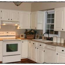 +45 White Shaker Kitchen Cabinets Countertops No Longer A Mystery 39