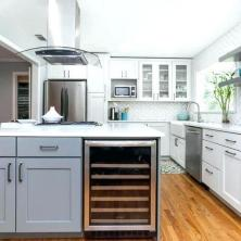+45 White Shaker Kitchen Cabinets Countertops No Longer A Mystery 80