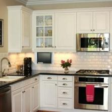+45 White Shaker Kitchen Cabinets Countertops No Longer A Mystery 86