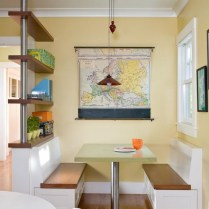 +46 Most Popular Ways To Breakfast Nook Ideas For Your Small Kitchen 61