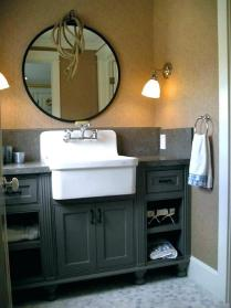 46+That Will Motivate You Farmhouse Bathroom Colors Rustic 51