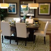 +37 Create A Comfortable Dining Room 266