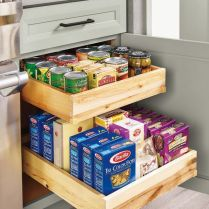 39+ Inspiring Kitchen Cabinet Organization Ideas 25