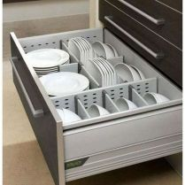 39+ Inspiring Kitchen Cabinet Organization Ideas 278