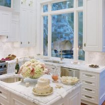 +43 White Colors Of Stone Countertops Ideas 115