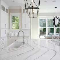 +43 White Colors Of Stone Countertops Ideas 29