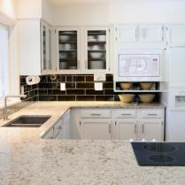 +43 White Colors Of Stone Countertops Ideas 52