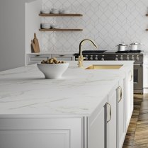 +43 White Colors Of Stone Countertops Ideas 80