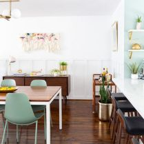 35 The Essentials Of Vintage Details Meet Modern Design Ideas Home Tour 105