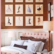 35 We Love Dream Rooms For Teens Girls Bedrooms Wall Art 53