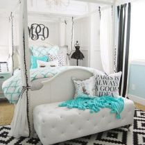 35 We Love Dream Rooms For Teens Girls Bedrooms Wall Art 91