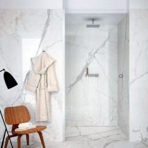 40 Awesome Marble In Shower Design Ideas To Inspire You 69