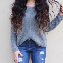 What Everyone Does When It Comes To Fall Outfits For Teen Girls For School Casual Jeans 134