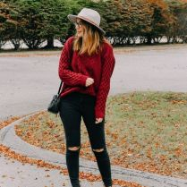 What Everyone Does When It Comes To Fall Outfits For Teen Girls For School Casual Jeans 50