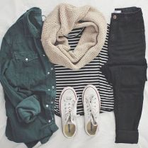 What Everyone Does When It Comes To Fall Outfits For Teen Girls For School Casual Jeans 80
