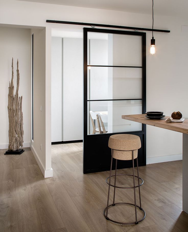 some exotic design of sliding door will