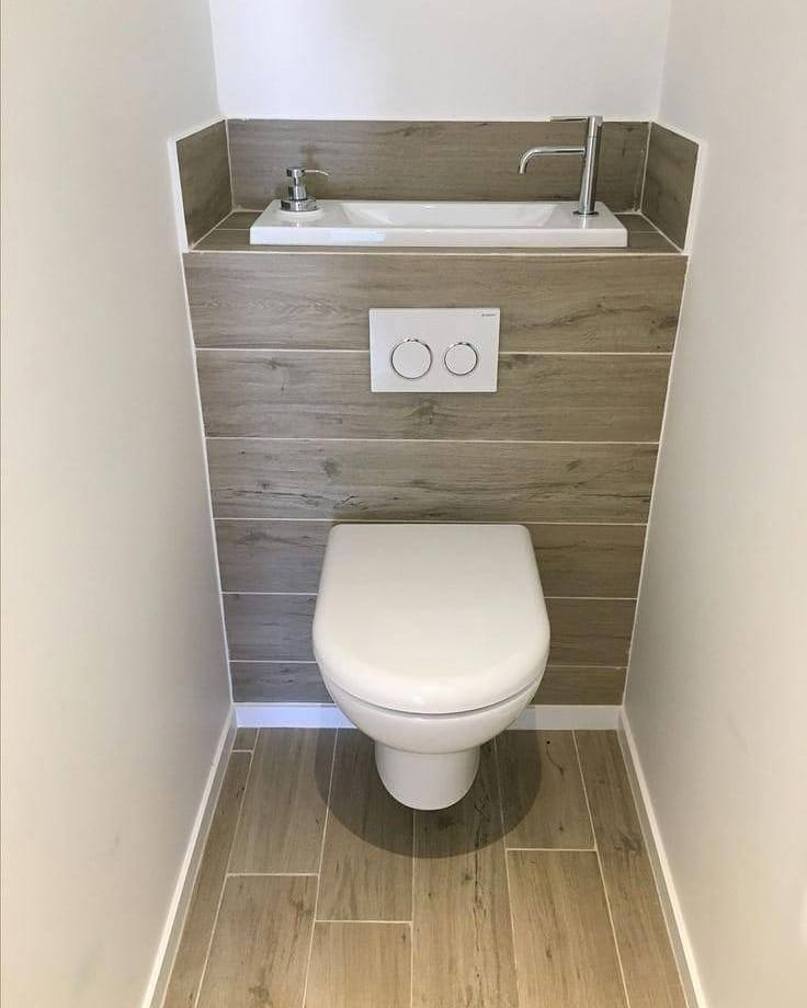 the 2 in 1 sink toilet combo is ideal