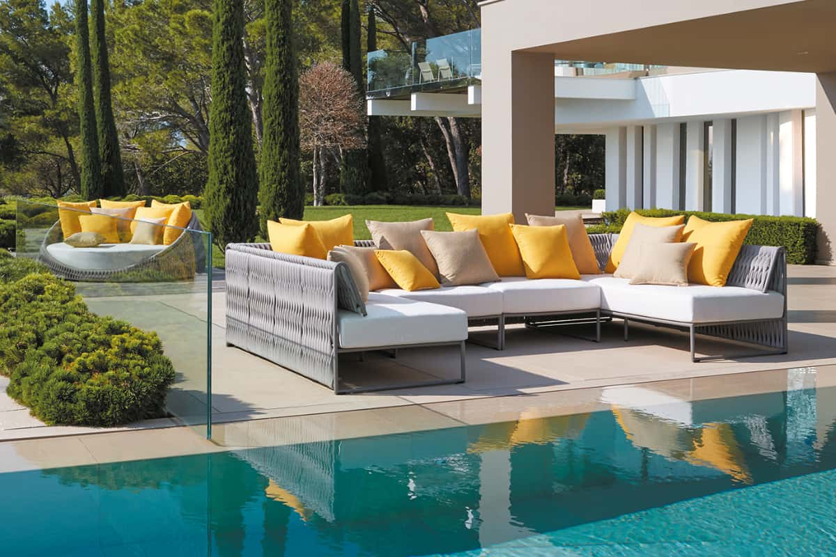 Best Luxury Outdoor Furniture Brands - New 2020 list update on Fine Living Patio Set id=13666