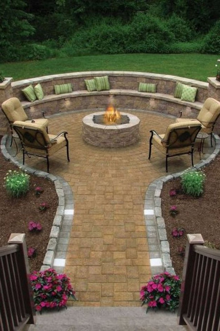 45+ Amazing Backyard Patio Deck Design Ideas on Patio With Deck Ideas id=30642