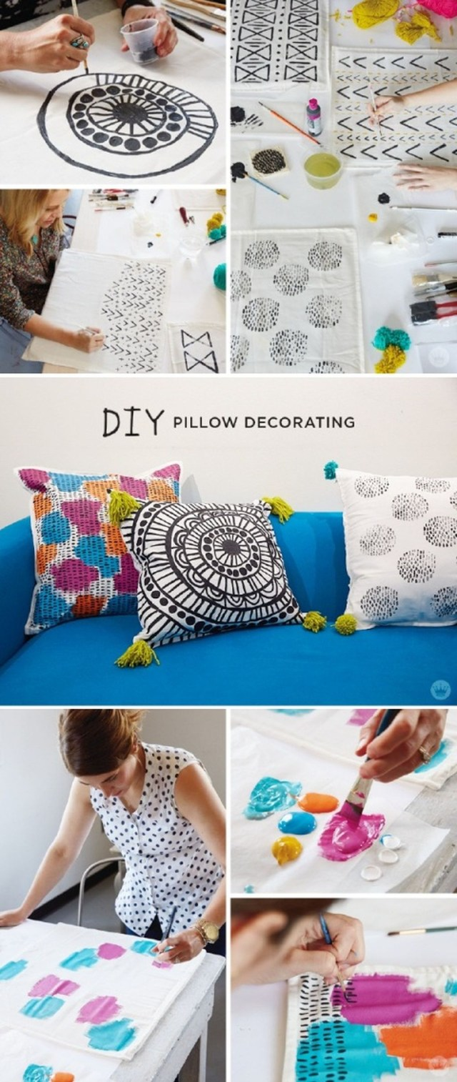 Charming Pillow Decorative Ideas To Apply Asap 34