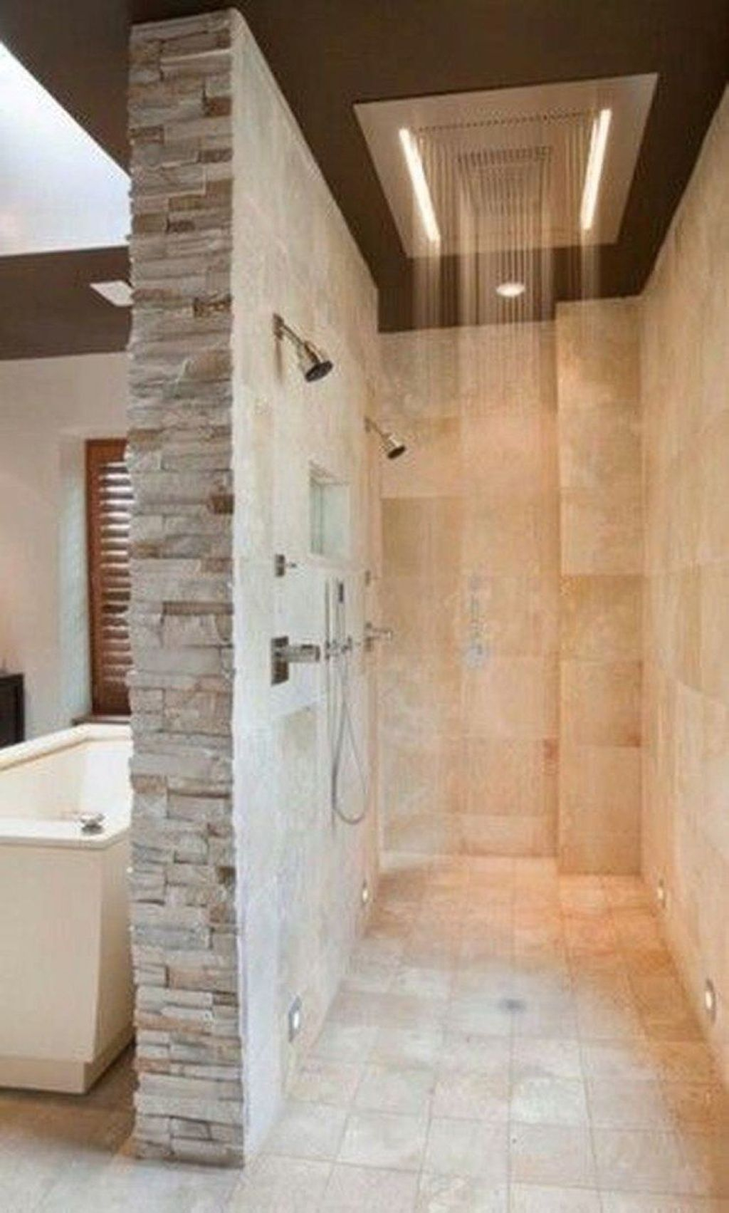 Cute Remodel Shower Design Ideas To Rock This Season 15