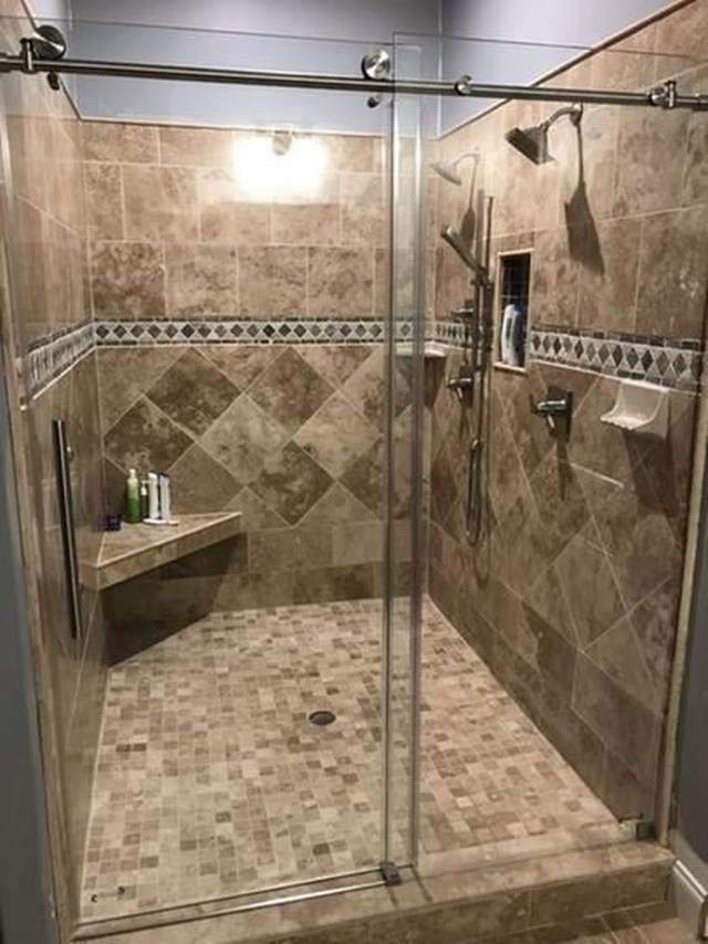 Cute Remodel Shower Design Ideas To Rock This Season 27