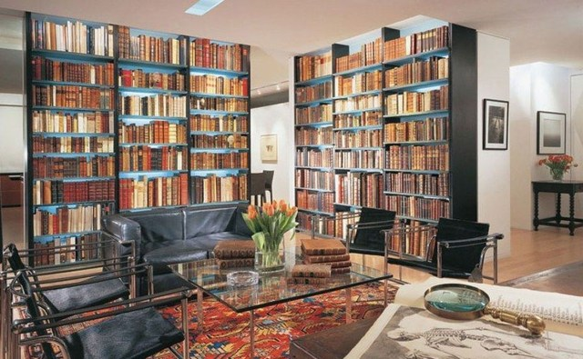 Smart Library Design Ideas For Home To Add To Your List 03
