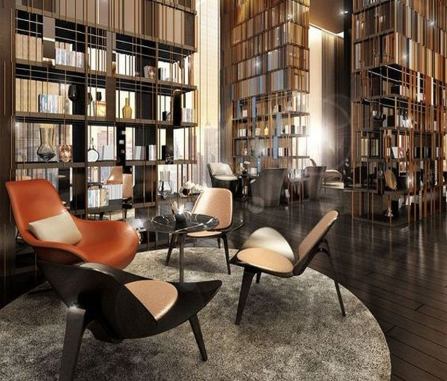 Smart Library Design Ideas For Home To Add To Your List 24