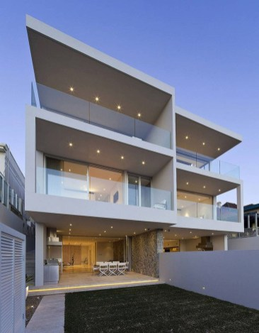 Trendy Contemporary Townhouse Design Ideas That Make Your Place Look Cool 11