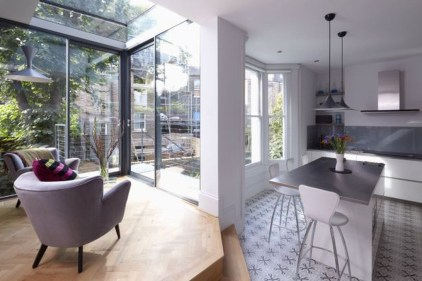 Trendy Contemporary Townhouse Design Ideas That Make Your Place Look Cool 32