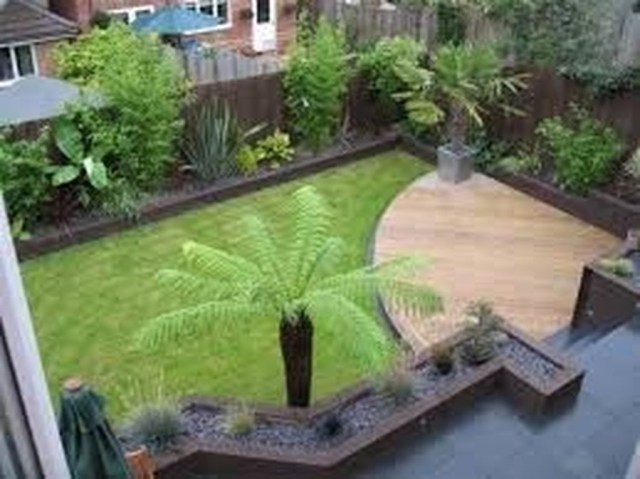Amazing Garden Design Ideas For Small Space To Try 03