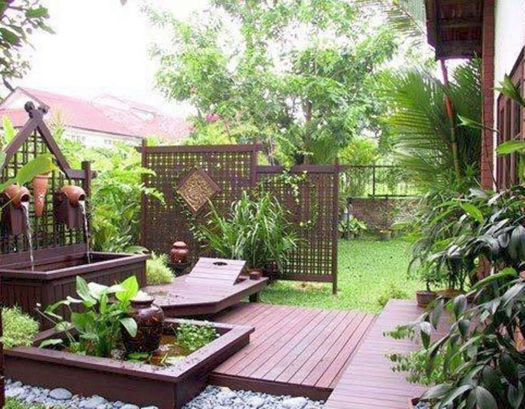 Amazing Garden Design Ideas For Small Space To Try 23
