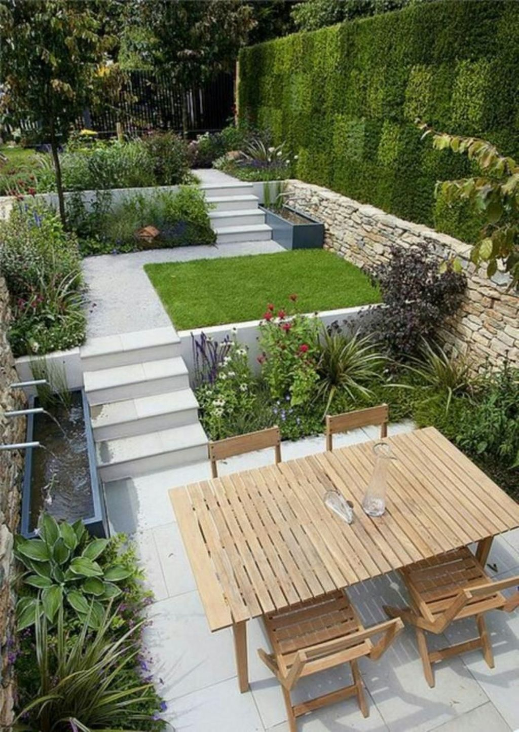 Amazing Garden Design Ideas For Small Space To Try 35