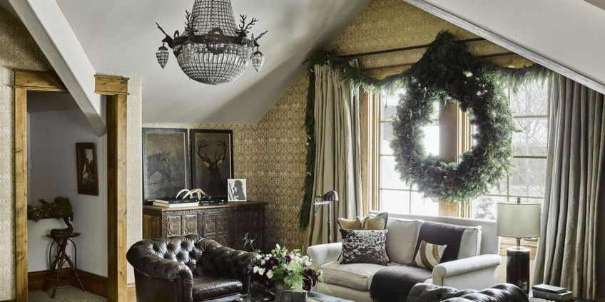 Beautiful Window Decorating Ideas For Christmas 08