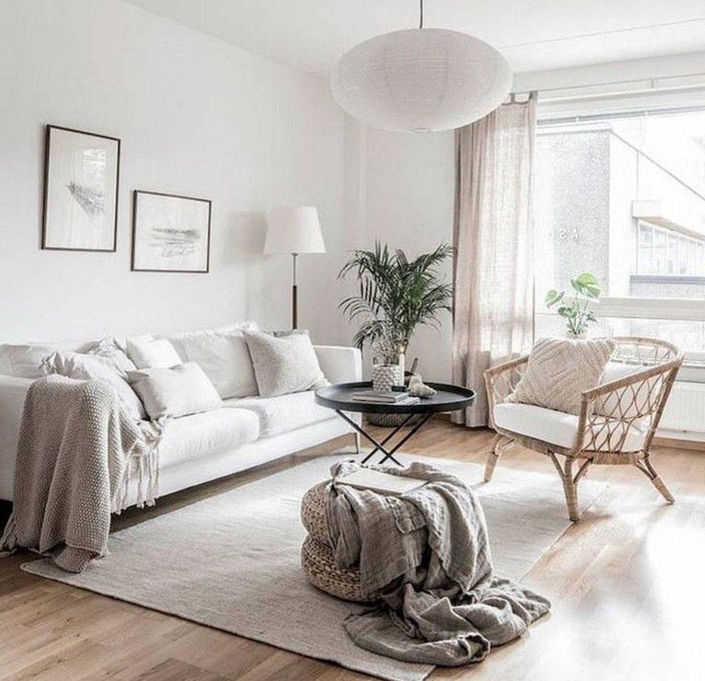 Best Minimalist Living Room Decorations Ideas 06