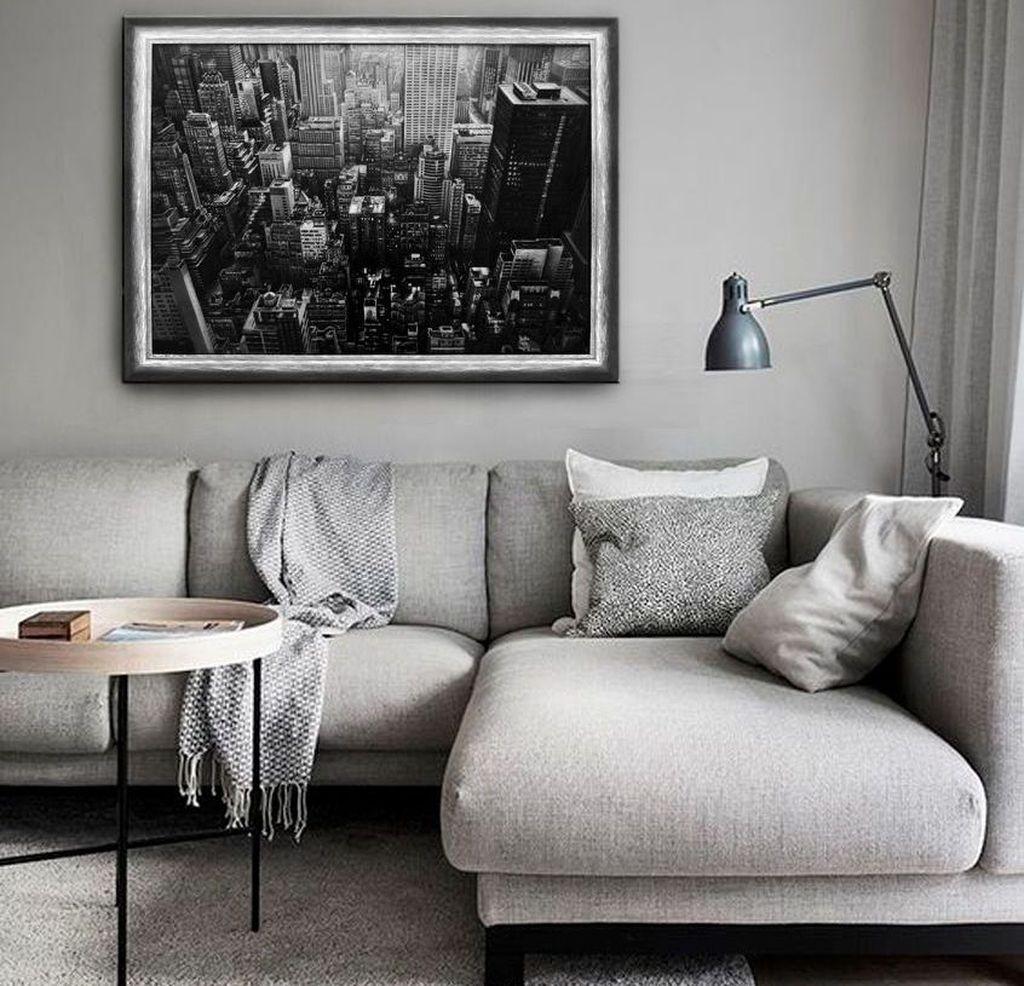 Best Minimalist Living Room Decorations Ideas 08