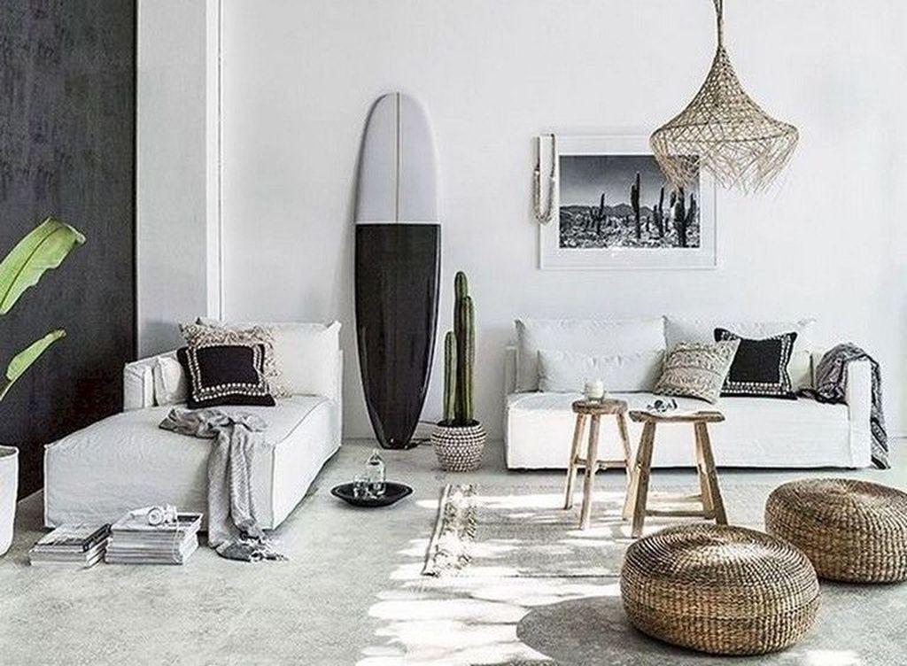 Best Minimalist Living Room Decorations Ideas 09