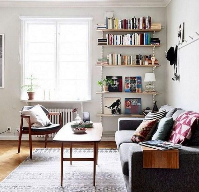 Best Minimalist Living Room Decorations Ideas 15