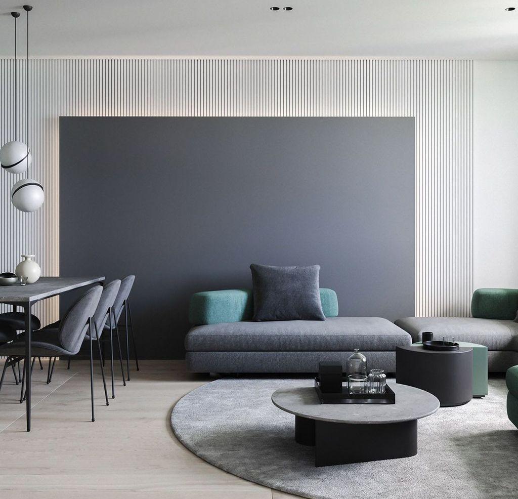 Best Minimalist Living Room Decorations Ideas 16