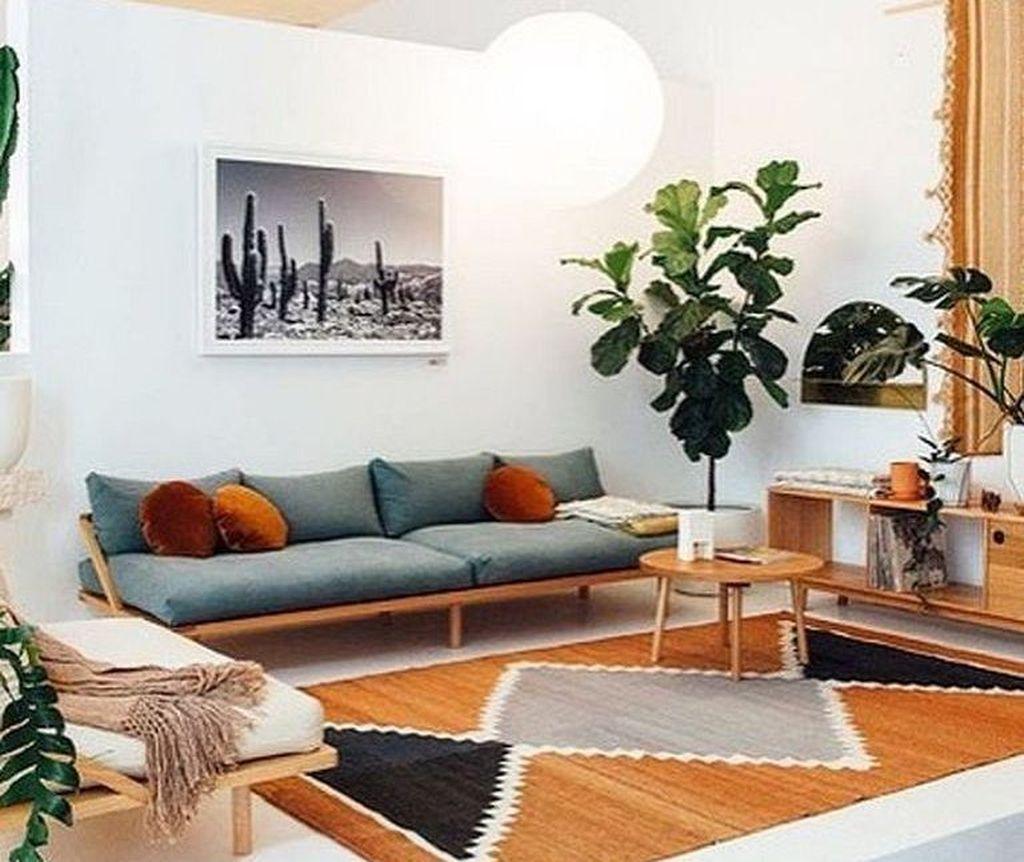 Best Minimalist Living Room Decorations Ideas 18