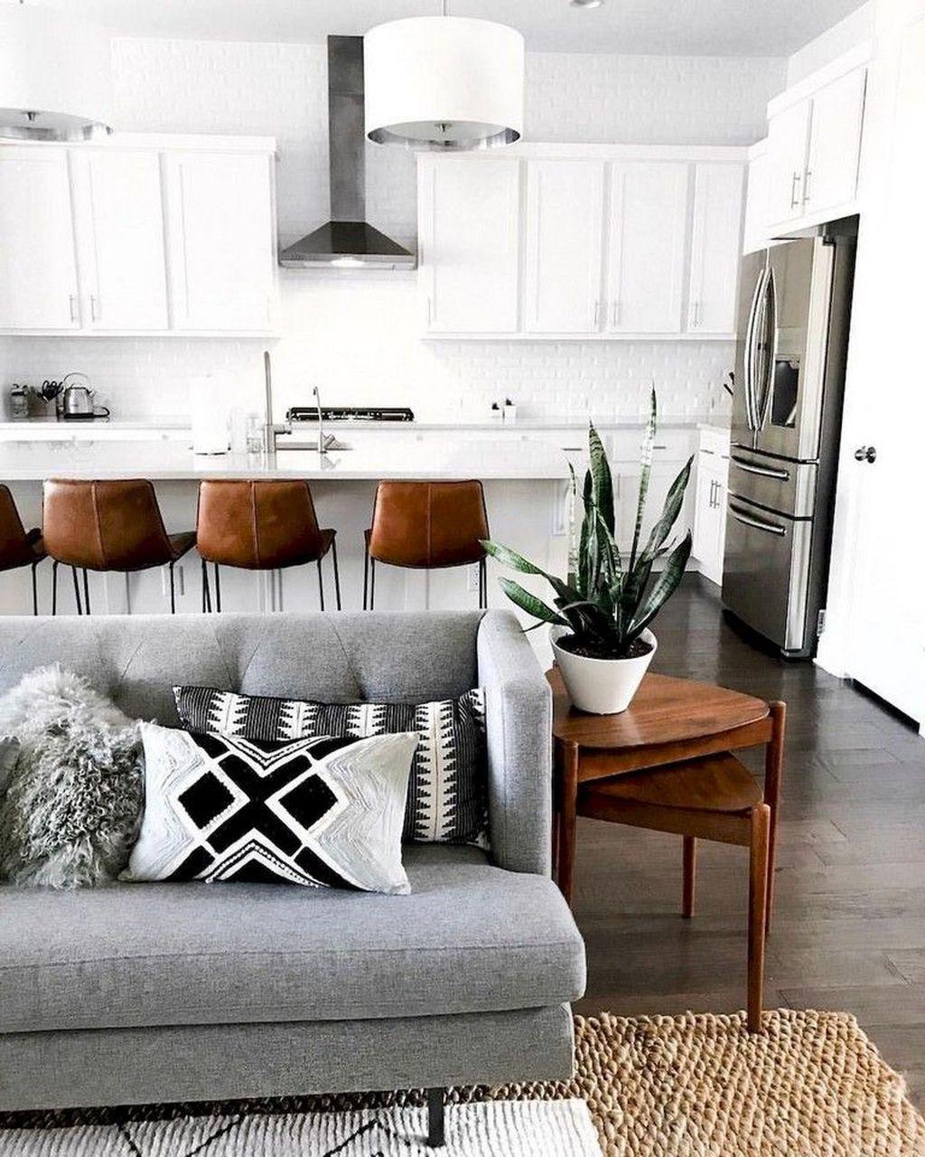Best Minimalist Living Room Decorations Ideas 25