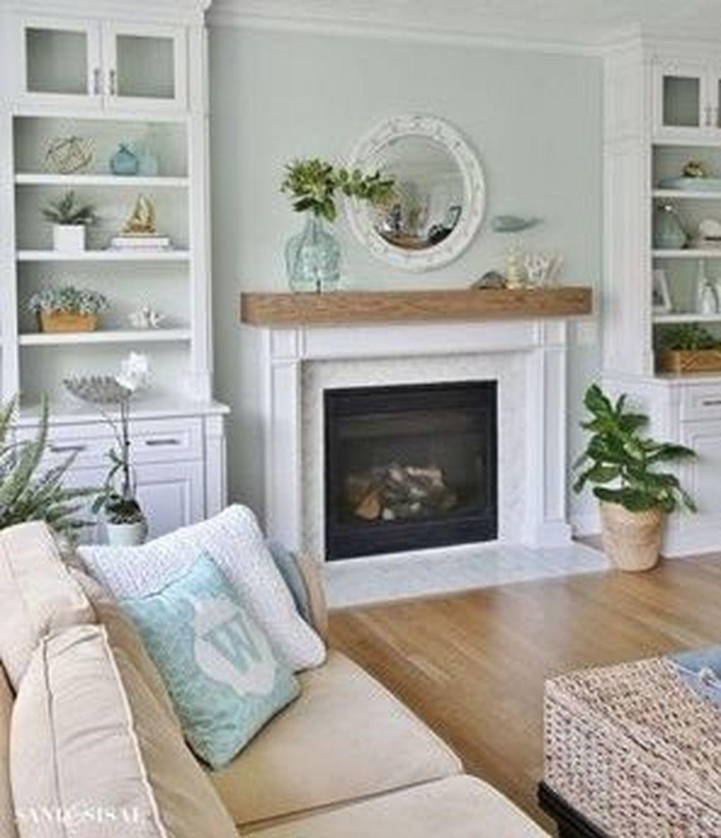 Best Minimalist Living Room Decorations Ideas 26