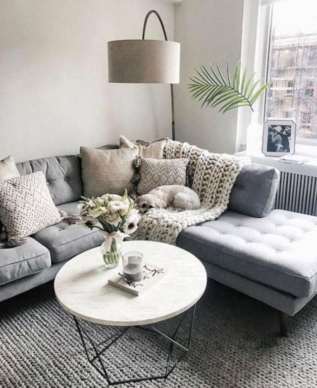 Best Minimalist Living Room Decorations Ideas 33